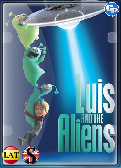 Luis Y Los Marcianos (2018) HD 720P LATINO/INGLES