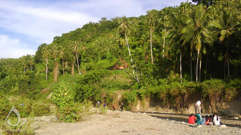 Profil Gunung Sindue
