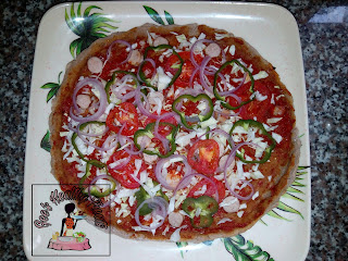 Whole Wheat Pizza Recipe Without Oven