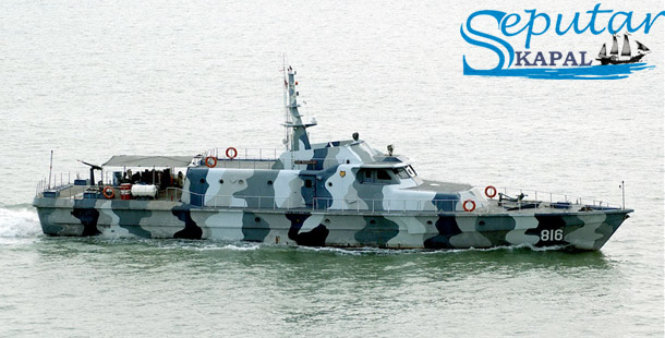 Kapal Patroli KRI Warakas