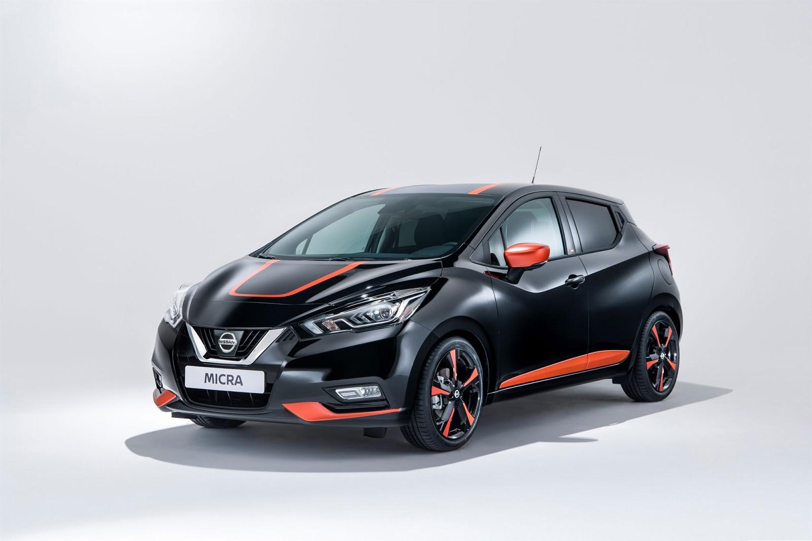 Η Nissan στην Έκθεση Αυτοκινήτου της Γενεύης 2017
