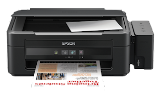 Download Driver Printer dan Scanner Epson L210