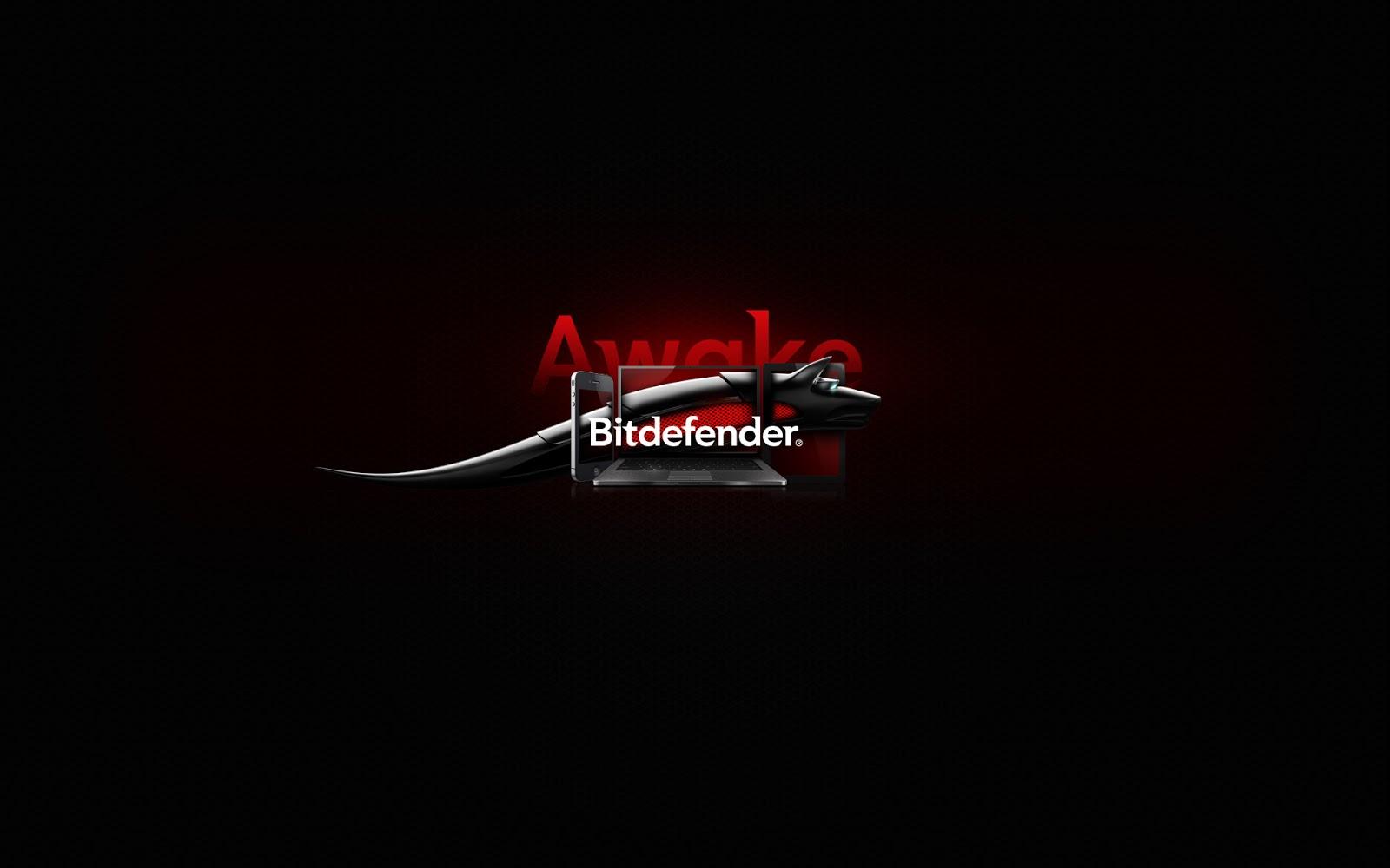 awake bitdefender