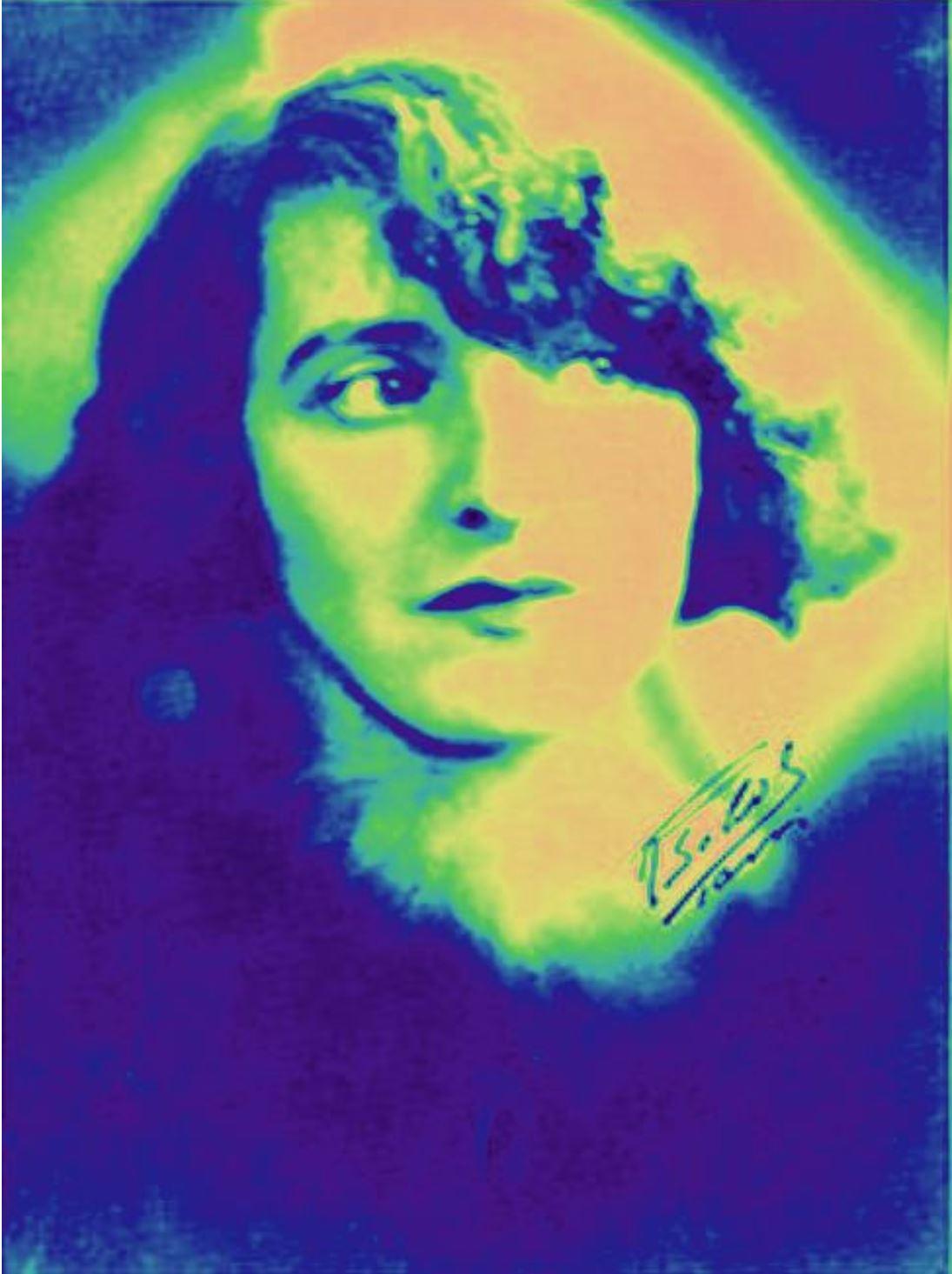 Heroínas Claire Goll Periodista Y Escritora