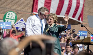 Top Clinton Bundlers Were Major Donors to Wife of FBI's Andrew McCabe
