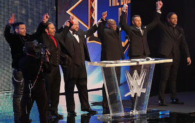WWE TLC Matt Hardy Jeff Hardy Bubba Ray Dudley D-Von Dudley Edge Christian Hall of Fame