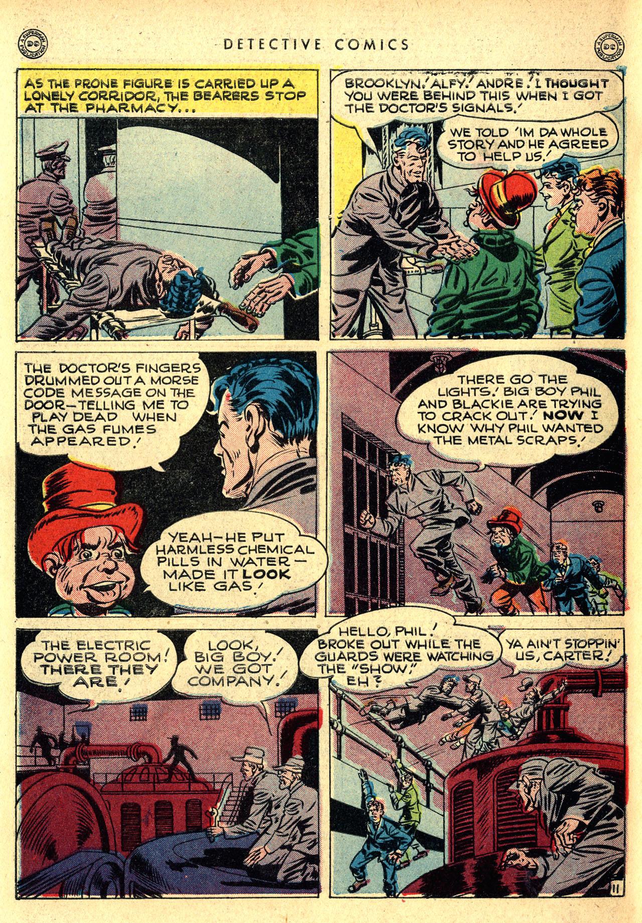 Read online Detective Comics (1937) comic -  Issue #116 - 48