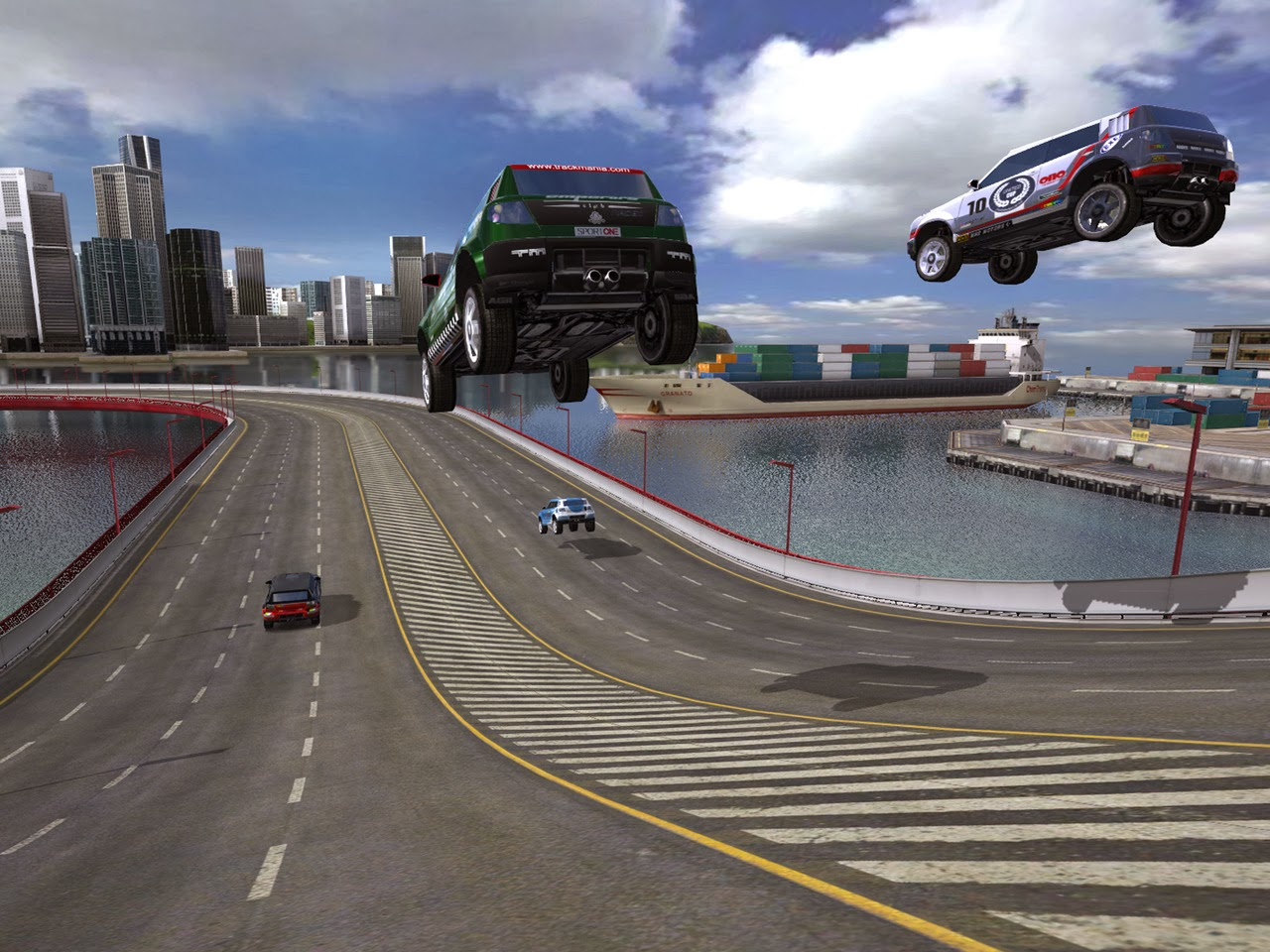 Trackmania United Forever Game Free Download Full