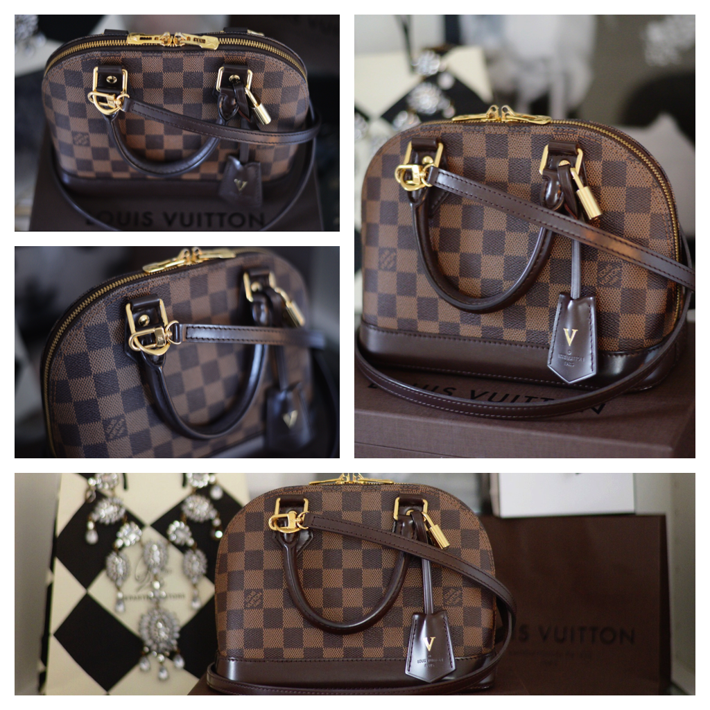 f6db625c9e9 LOUIS VUITTON ALMA BB REVIEW | Trendique Magazine | Women's Fashion ...