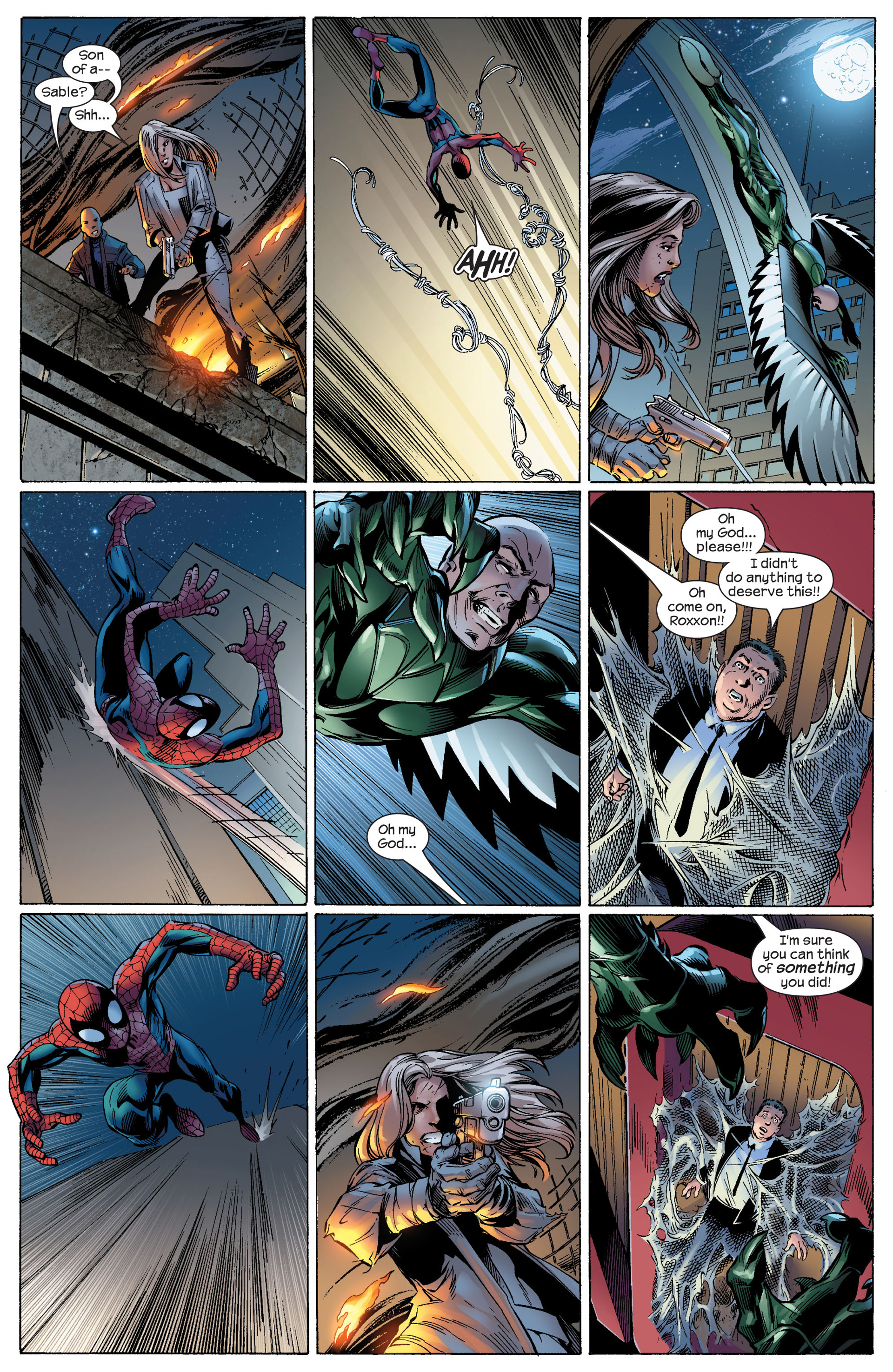 Read online Ultimate Spider-Man (2000) comic -  Issue #90 - 7
