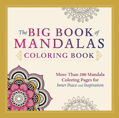 Mandala Coloring Books
