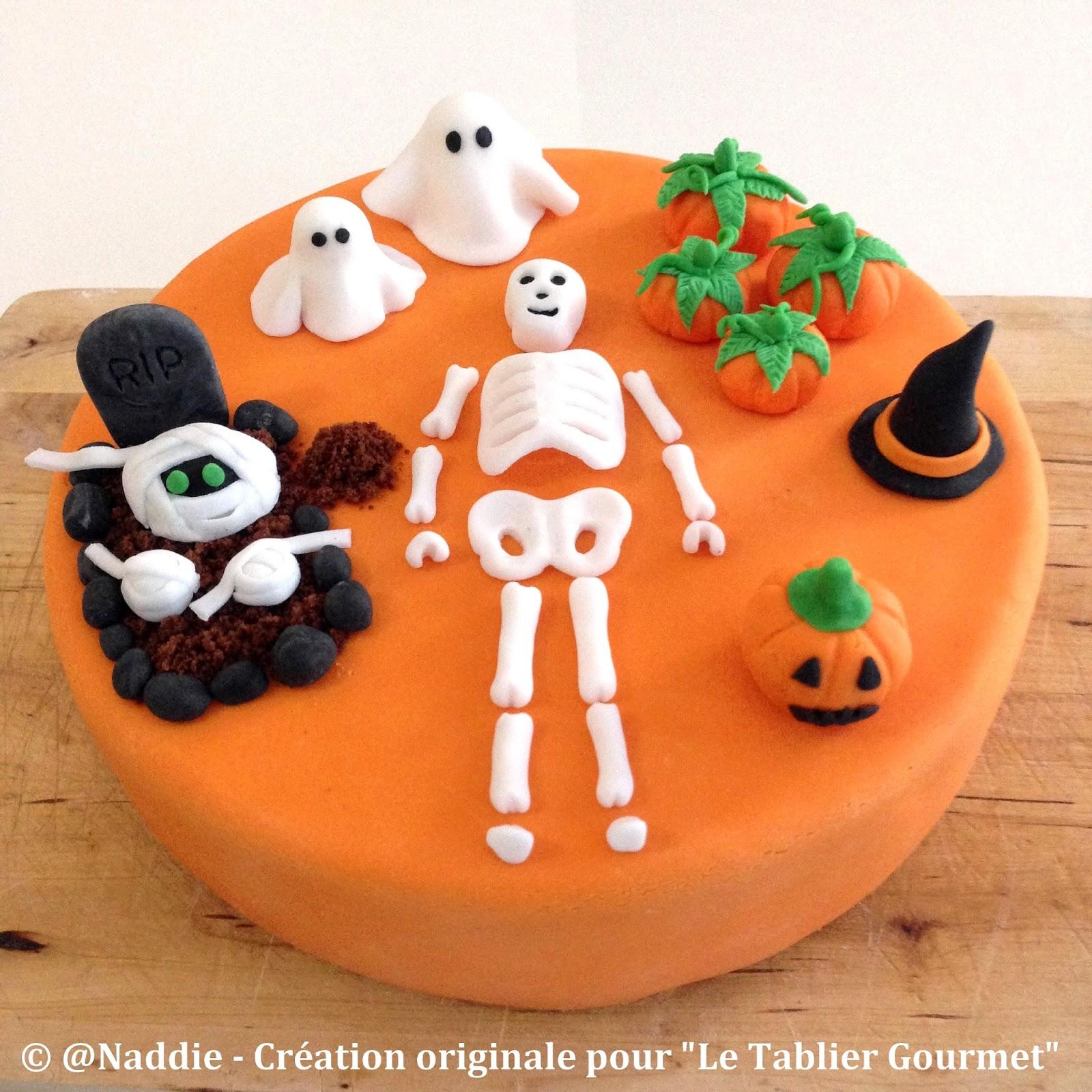 Cours De Cake Design Par Naddie Pour Le Dessert D Halloween Le Terrifiant Gateau Au Chocolat Et Son Coeur De M M S Le Tablier Gourmet