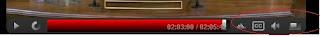 En la barra de reproducion existe el boton cc