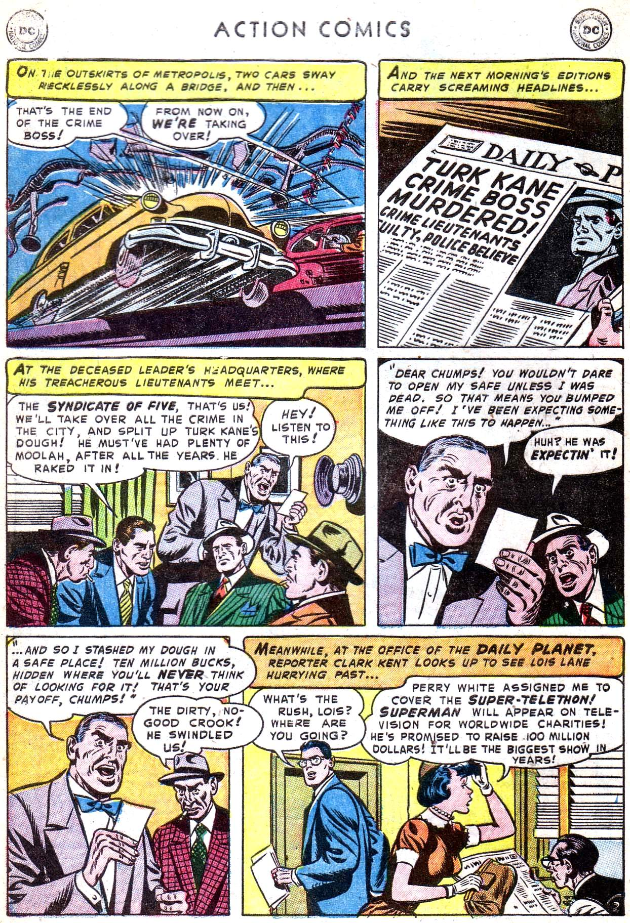 Action Comics (1938) 180 Page 3
