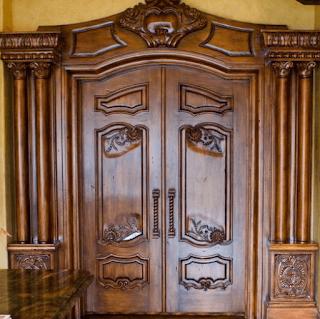 Menampilkan Kesan Mewah Pintu Rumah Modern - Godean.web.id