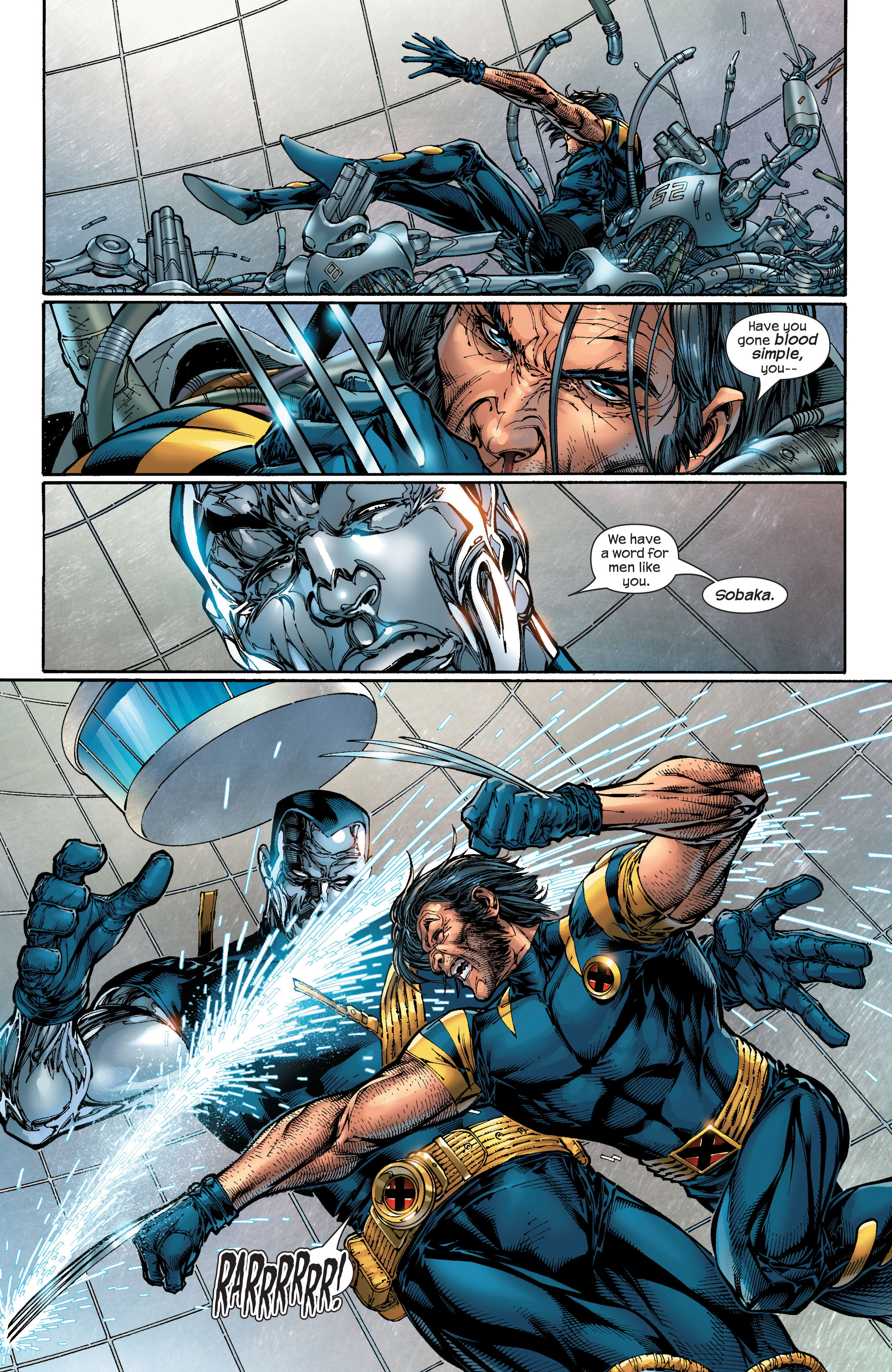 Read online Ultimate X-Men comic -  Issue #46 - 10