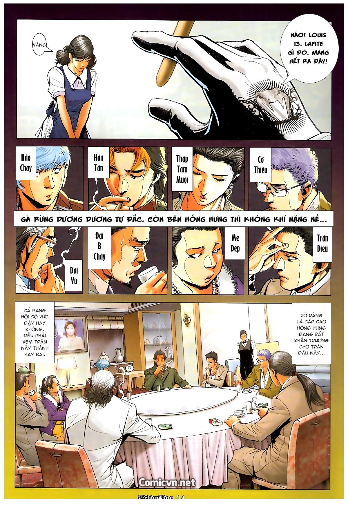 Người Trong Giang Hồ - Chapter 1249: Tối Cường vs Tối Cường - Pic 13
