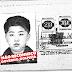 Passaporte falso de Kim é rola