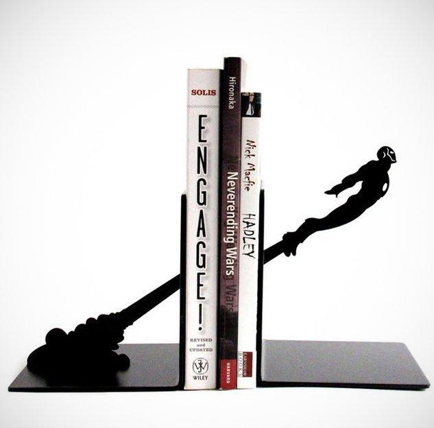 20 Best Bookends For Your Home Library