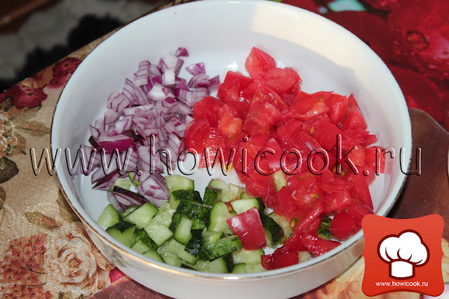 рецепты индийской кухни