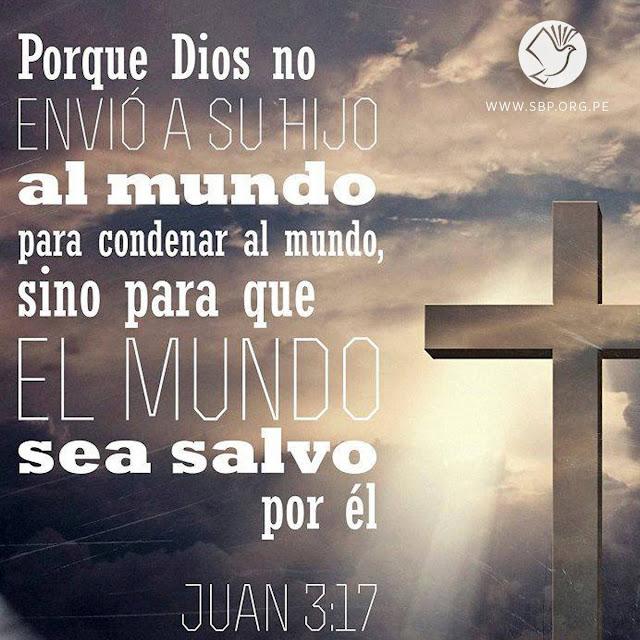 Dios amo al mundo