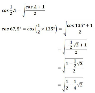 Rumus Trigonometri Sudut Ganda