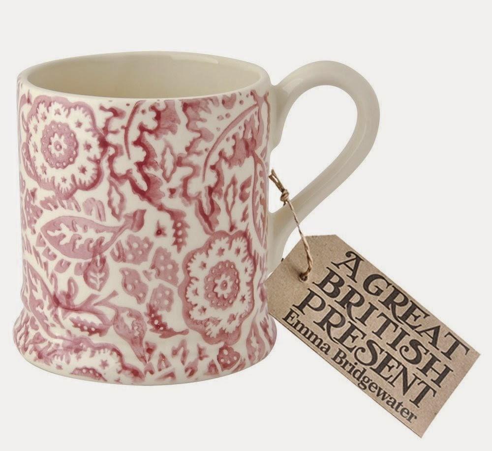 Emma Bridgewater Pink Mug