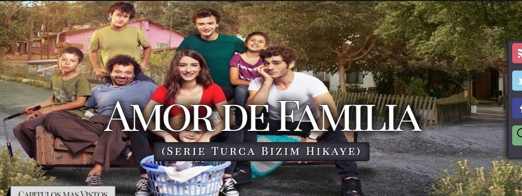 Amor de Familia (Bizim Hikaye) Capitulo 1 ~ Serie Turca En Español y