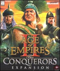 Age of Empires 2 The Conquerors PC Full Español