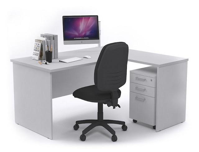 best buy modern white gloss office furniture Australia for sale online