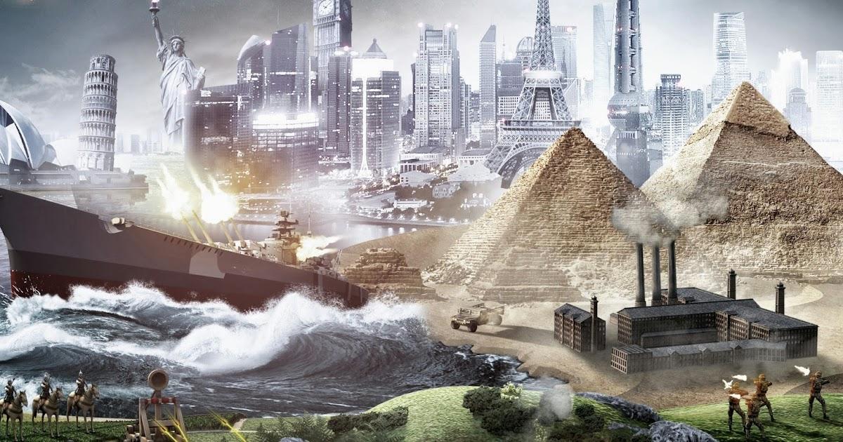 цивилизация в нескольких картинках яплакалъ жизнь