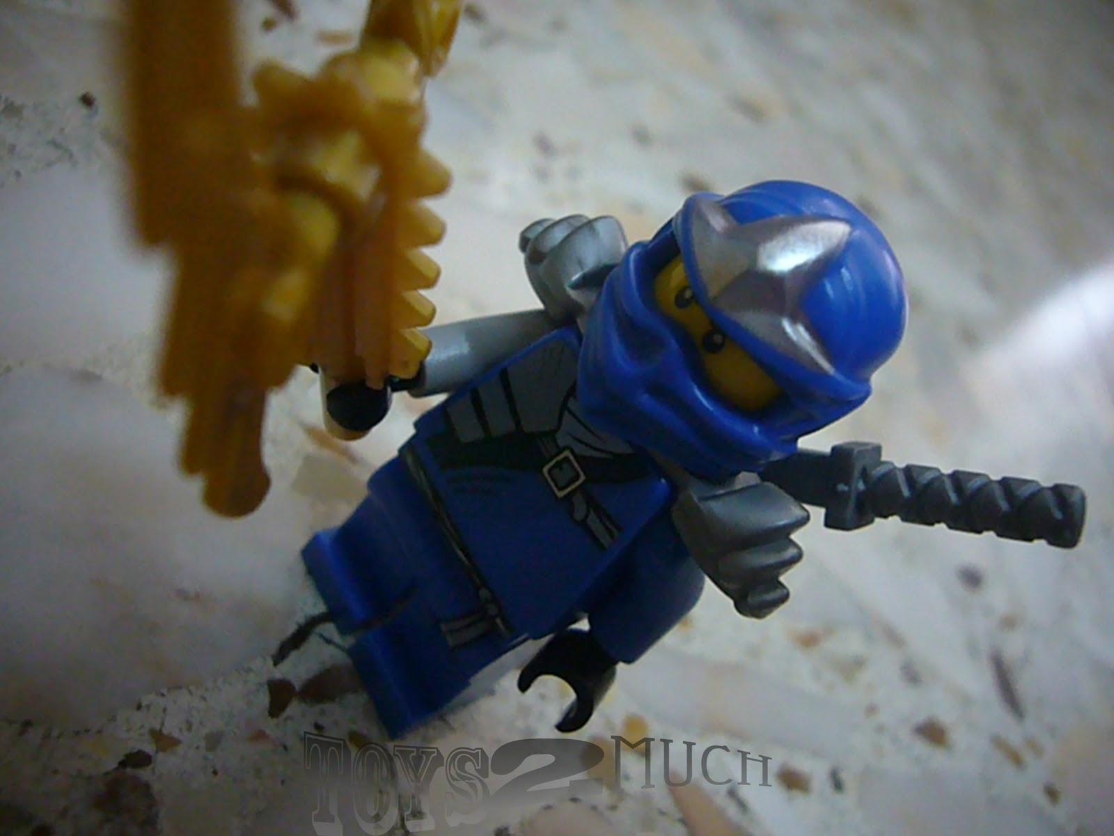 Toys2much Lego Ninjago Booster Pack Jay Zx 9553