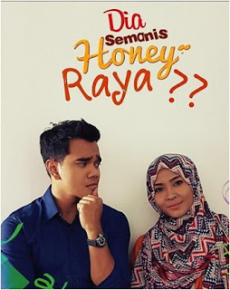 Dia Semanis Honey Raya