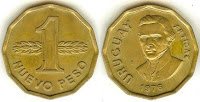 1 Nuevo Peso