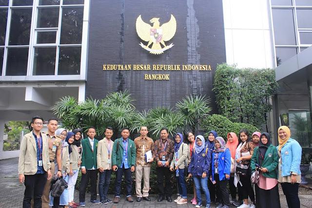 Mahasiswa IAI DALWA Menjadi Delegasi Indonesia Dalam Agenda  SEAEP 2018 di Malaysia dan Thailand