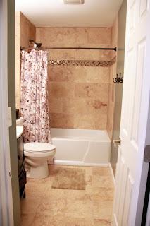 Make It Sparkle Bathroom Remodel