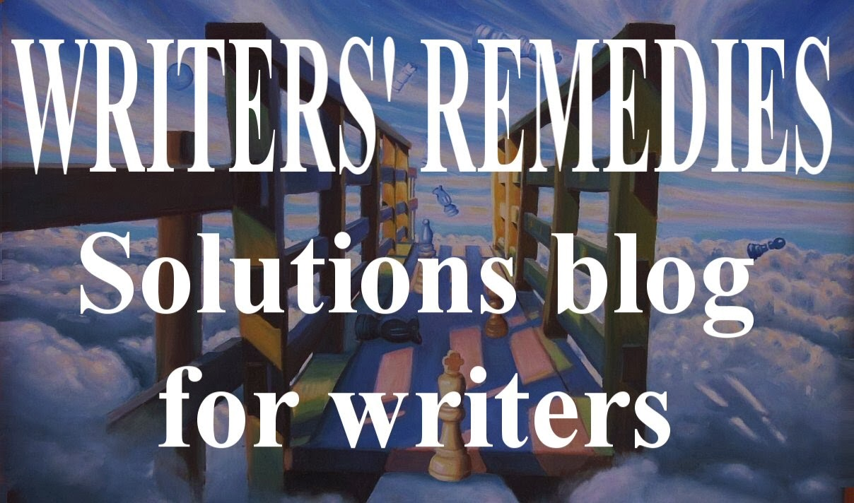 Writers' Remedies blog