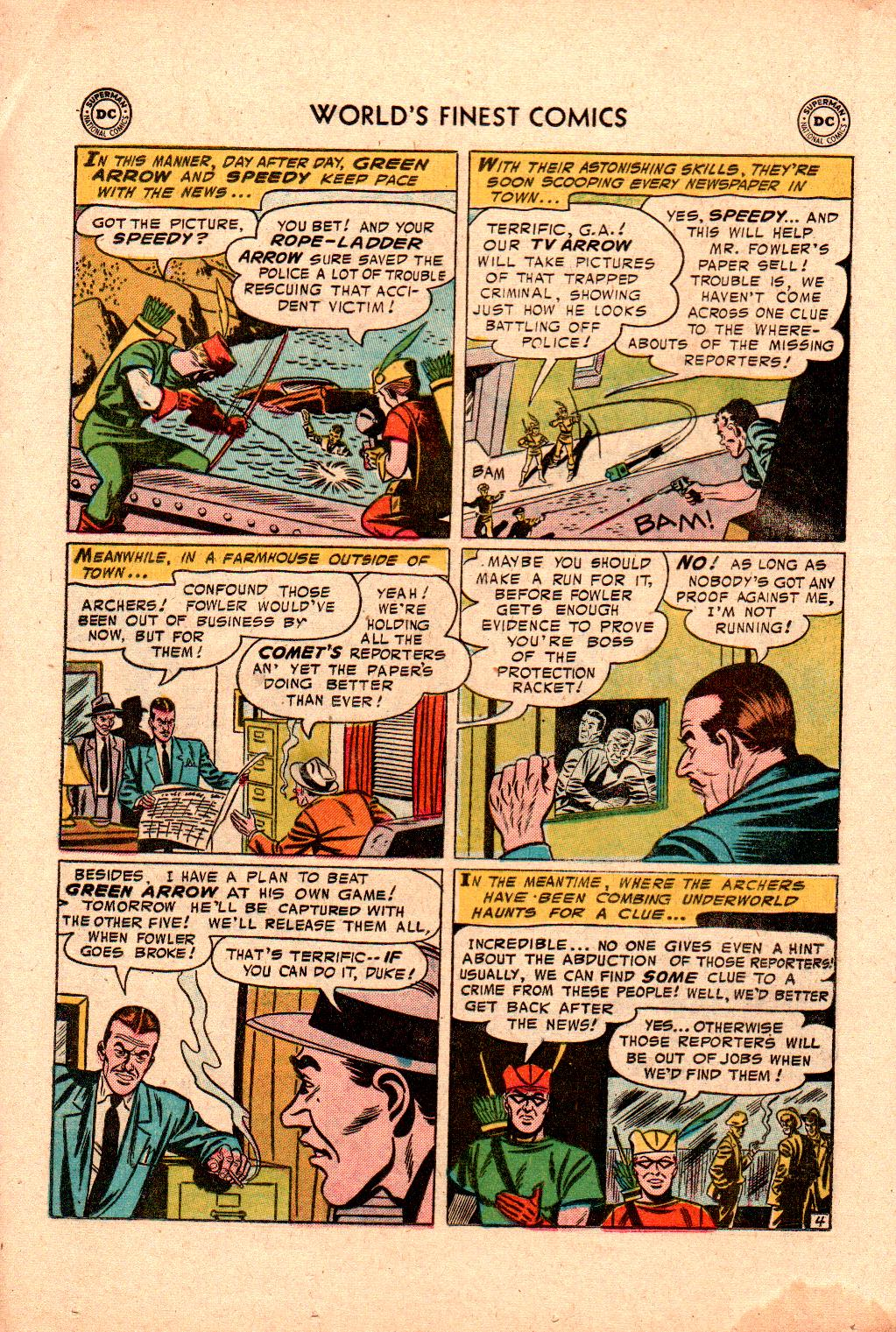 Read online World's Finest Comics comic -  Issue #78 - 20