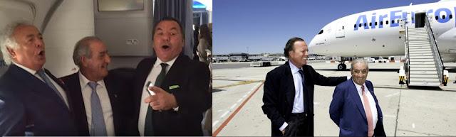 El siguiente avión se llamará …