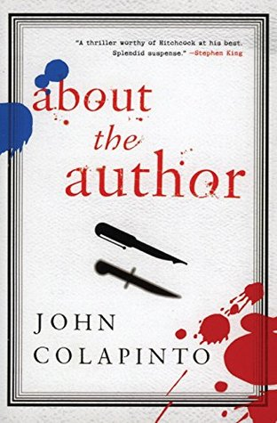About The Author - John Colapinto