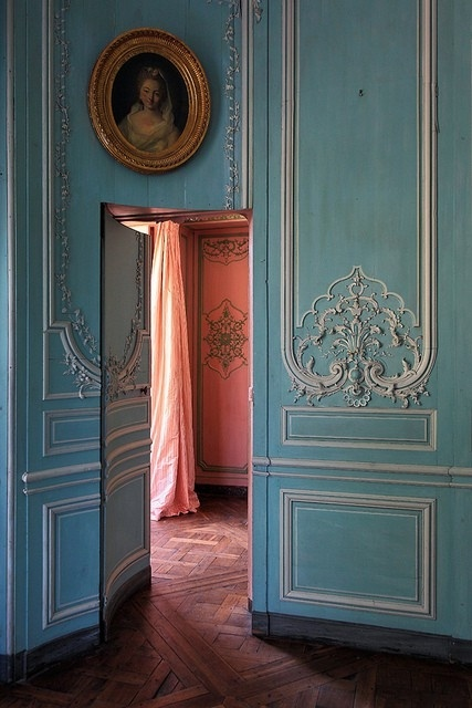 South Shore Decorating Blog: Beautiful French Blue Rooms