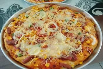 Resep Pizza Rumahan Untuk Dijual Dan Anti Gagal