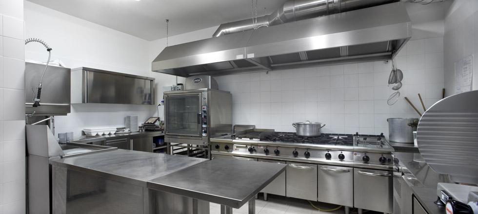 Allforfood espa a el equipo que por ley nunca puede for Precio cocina industrial para restaurante
