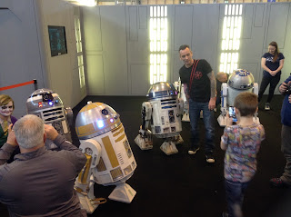 R2D2, Astromech Droids, UK Builders Club