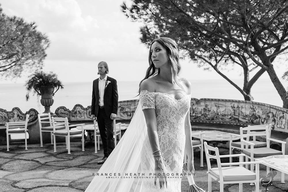 Wedding portrait San Pietro hotel