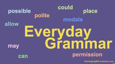 Modals Dalam Bahasa Inggris Asyik