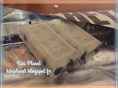 monchhichi chocolat blanc Hersley's