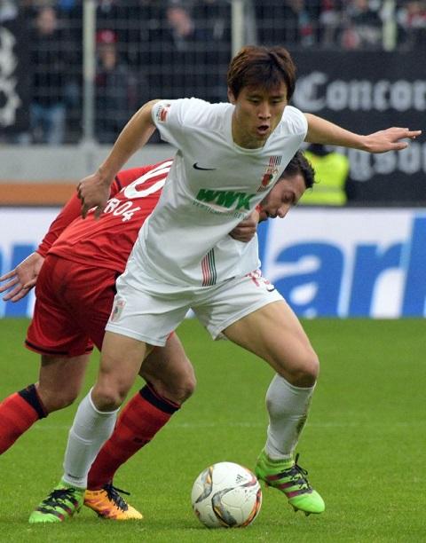 Cầu thủ Ja-Cheol Koo