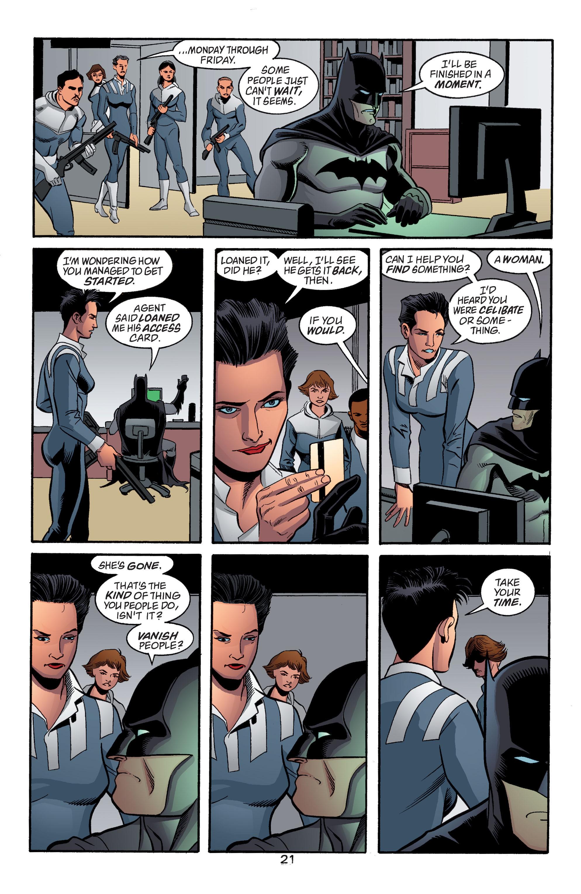 Detective Comics (1937) 774 Page 21