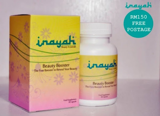 Inayah BB ~ Supplement booster No 1 di Malaysia | Adeqrifqi Official Blog